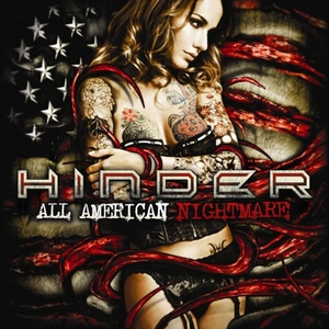All American Nightmare (Deluxe Edition) album cover