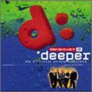 Deeper: The D:Finitive Worship Experience album cover