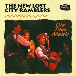 Old Time Music album cover