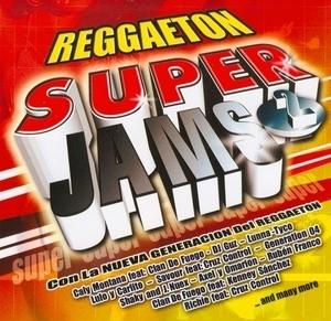 Reggaeton Super Jams, Vol. 2 album cover