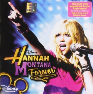 Hannah Montana Forever album cover