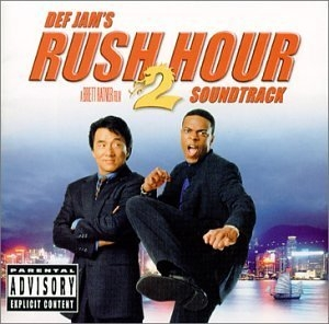Def Jam's Rush Hour 2: Soundtrack album cover