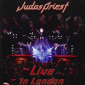 Live In London album cover