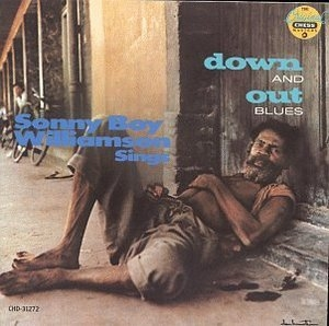 Down And Out Blues album cover