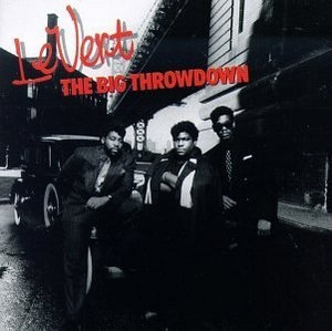 The Big Throwdown album cover