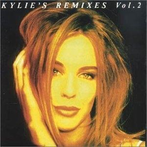 Kylie's Remixes Vol.2 album cover