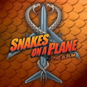 Snakes On A Plane: The Album album cover