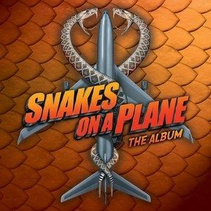Snakes On A Plane: The Album album cover