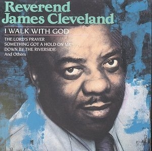 I Walk With God album cover
