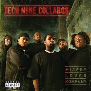 Tech N9ne Collabos: Misery Loves Kompany album cover