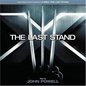 X-Men: The Last Stand (Original Motion Picture Soundtrack) album cover
