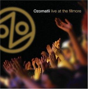 Live At The Fillmore album cover