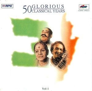 50 Glorious Classical Years Vol.1 album cover