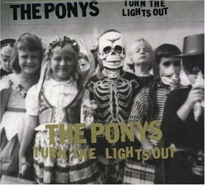 Turn The Lights Out album cover