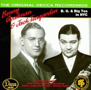 B.G. & Big Tea In NYC album cover