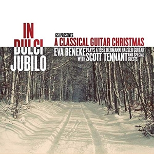 In Dulci Jubilo (A Classical Guitar Christmas) album cover