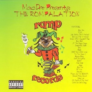 Mac Dre Presents The Rompalation, Vol.1 album cover