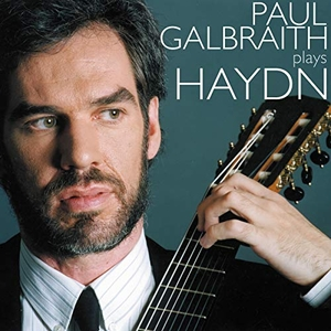 Paul Galbraith Plays Haydn album cover