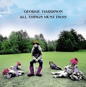 All Things Must Pass (30th Anniversary Edition) album cover