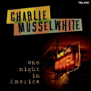 One Night In America album cover