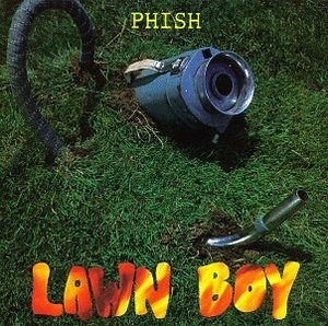 Lawn Boy album cover