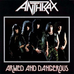 Armed And Dangerous album cover