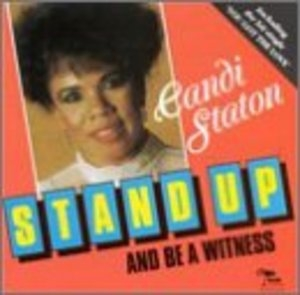Stand Up And Be A Witness album cover
