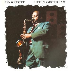 Live In Amsterdam album cover