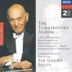 The Tchaikovsky Album album cover