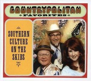 Countrypolitan Favorites album cover