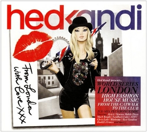 Hed Kandi: World Series London album cover