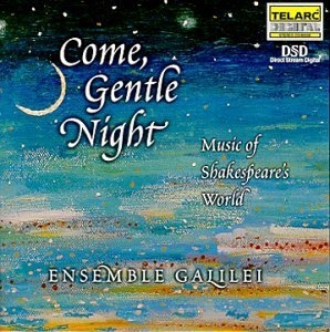 Come Gentle Night album cover