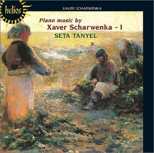Scharwenka Piano Music, Vol.1 album cover