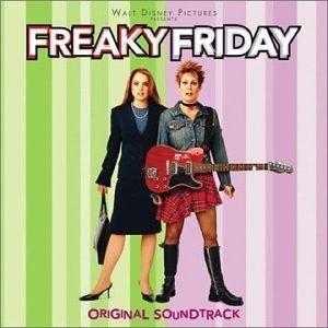 Freaky Friday: Original Soundtrack album cover
