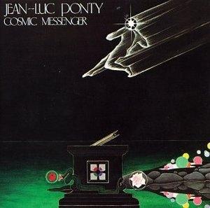 Cosmic Messenger album cover