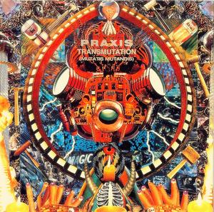 Transmutation (Mutatis Mutandis) album cover
