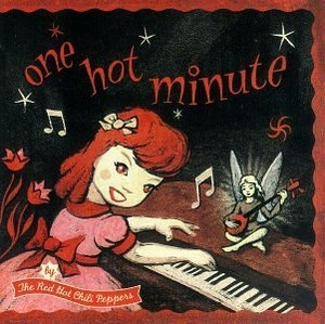 One Hot Minute album cover
