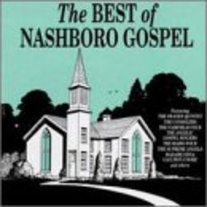 The Best Of Nashboro Gospel album cover