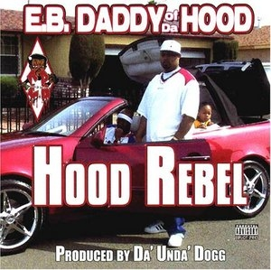 Hood Rebel album cover