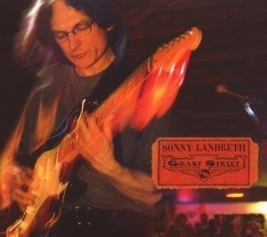 Grant Street (Live) album cover