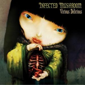 Vicious Delicious album cover