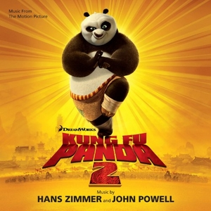 Kung Fu Panda 2 (Music From The Motion Picture) album cover