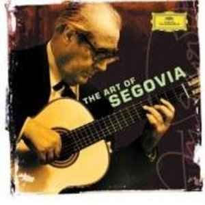 The Art Of Segovia album cover