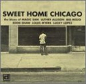 Sweet Home Chicago album cover