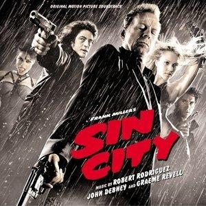 Sin City: Original Motion Picture Soundtrack album cover