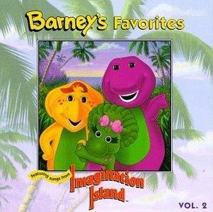 Barney's Favorites Vol.2 album cover