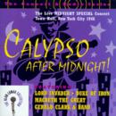 Calypso After Midnight!: ... album cover