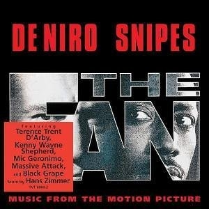 The Fan  (Music From The Motion Picture) album cover