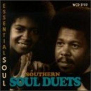 Southern Soul Duets album cover