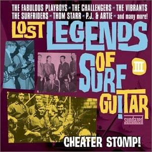 Lost Legends Of Surf Guitar, Vol. 3 album cover